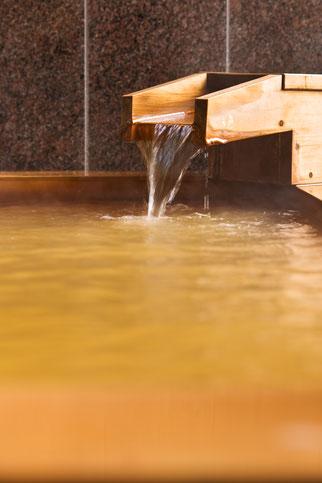 かのせ温泉について【かのせ温泉 赤湯】