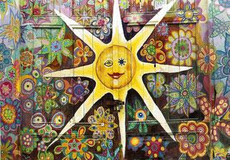 Sonnenmotiv