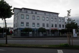 dudweiler, dudo, dudoplatz, aerztehaus, busbahnhof