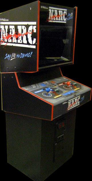 NARC arcade