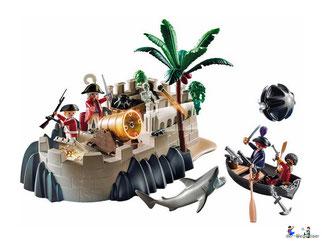 Im Paket Playmobil 70413 sind über 101 Einzelteile enthalten.