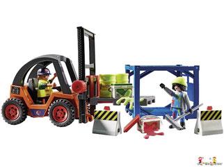 Besonderheiten im Playmobil Paket 9371 ist das abnehmbare Dach.