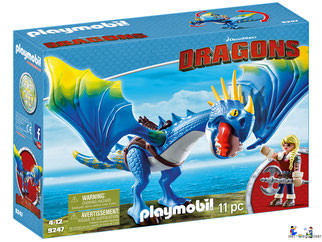 """Bei der Bestellung im Onlineshop der-Wegweiser erhalten Sie das Playmobil Paket 9244 """"Drachenschiff""""."""