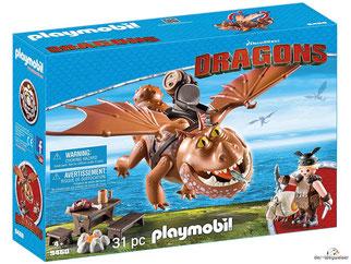 """Bei der Bestellung im Onlineshop der-Wegweiser erhalten Sie das Playmobil Paket 9460 """"Fischbein und Fleischklops""""."""