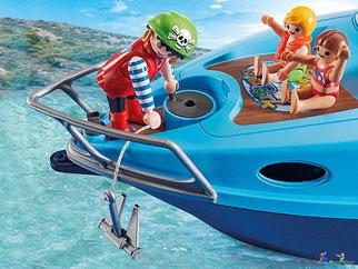 Besonderheiten im Playmobil Paket 70630 ist ein beweglicher Ankerwinde.