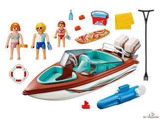 Im Paket Playmobil 9428 sind über 10 Einzelteile enthalten.