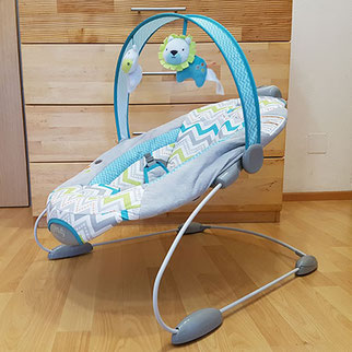 Babywippe elektrisch Ingenuity, babywippe automatisch, Babywippe Ingenuity