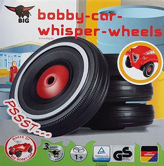 Bobby Car Flüsterreifen