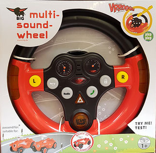 bobby car sound wheel,