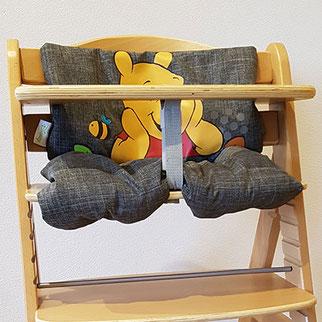Hauck Alpha Plus Sitzpolster