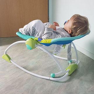 Babywippe elektrisch bis 18 kg, Babywippe bis 18 kg, Wippe bis 18 kg