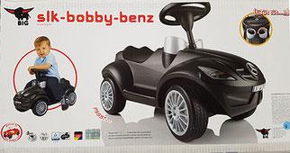 Bobby Car SLK, Bobby Car mercedes