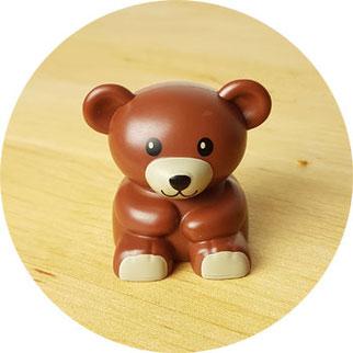 Teddybär Duplo, duplo Teddybär, Bär duplo, Duplo Bär