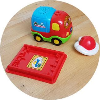 Tut Tut Baby Flitzer Adventskalender, Adventskalender mit Autos