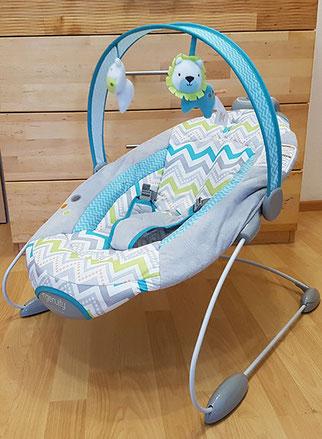 Elektrische Babywippe, Babywippe elektrisch