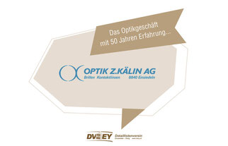 Optik Z. Kälin AG Einsiedeln