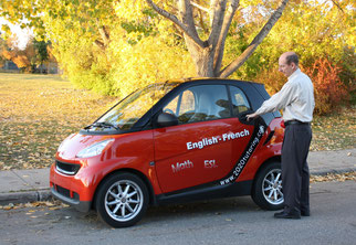 A Smart car for Smart-Tutors.