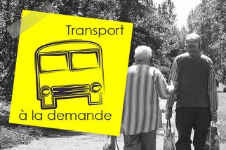 Transport à la demande séniors