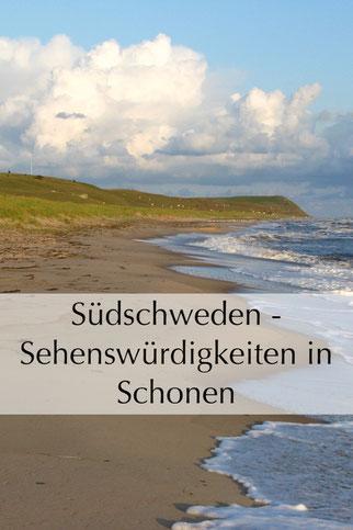 Südschweden: Sehenswürdigkeiten in Schonen. Tipps für Schwedenurlaub.