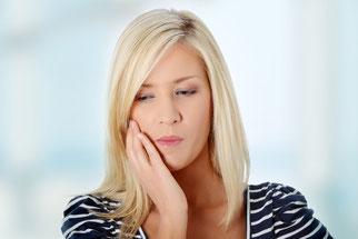 Bei Zahnschmerzen ist die Zahnarztpraxis Rolf Albert rund um die Uhr für Sie da.