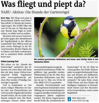 Westfalenpost, 04.05.2019