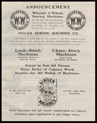 Sewing Machine Times  December 10, 1905