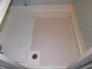浴室改修工事完了後
