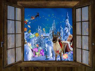 Lustige Weihnachtsgedichte: Weihnachtszeit