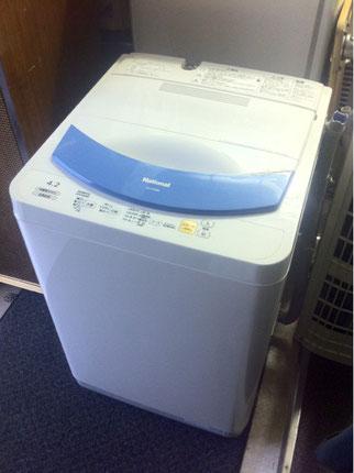 ナショナル全自動洗濯機
