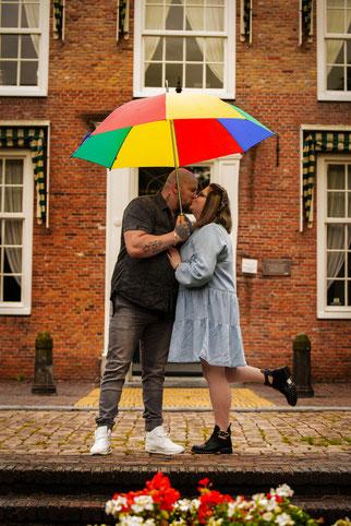 para z parasolka