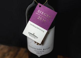 Staatsehrenpreis Weingut Hagenbuch