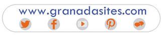 Redes sociales Granada Sites