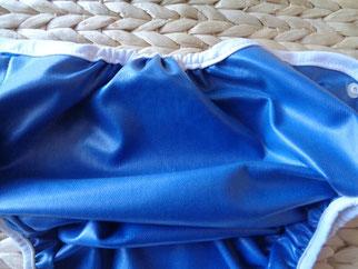 face interne d'une culotte imperméable en PUL pour couche lavable TE2