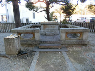 比叡山から清澄への帰路、伝説の伊勢の遺跡、日蓮聖人誓願の井戸