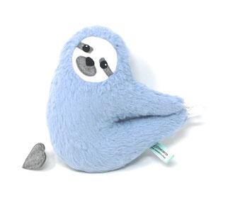 Neues Produkt: Baby Spieluhr zum Aufhängen Faultier in babyblau für Spieluhr mit Melodie- Wahl