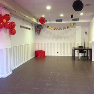 sala feste per bambini eur montagnola