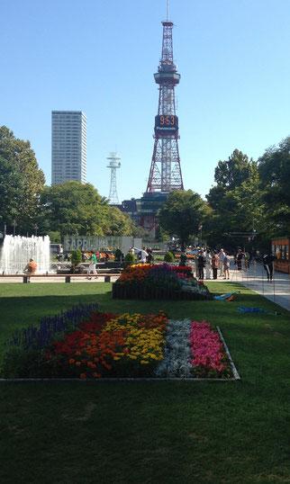 大通公園 テレビ塔