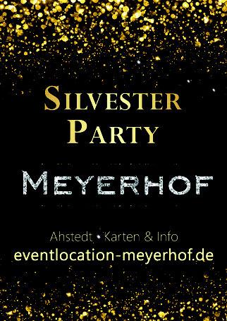 Silvester, Silvester 2018, Silvesterparty, Silvesterfeier