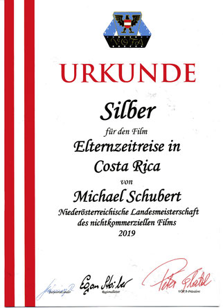 Urkunde Landesmeisterschaft Niederösterreich