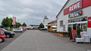 REWE Markt in Angersbach · Foto→ Archiv