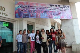 alcaldía de Piedecuesta, secretaria de desarrollo social, arte film