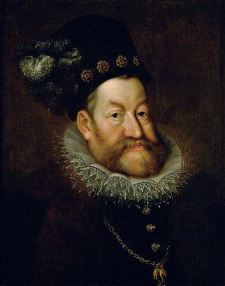 Hans von Aachen: Rudolf II
