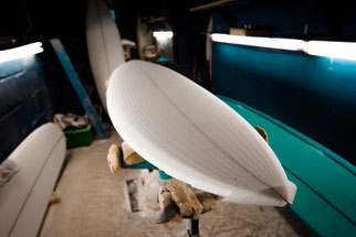 Surf-Board Shaper Irland