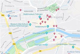 RECUP Partner in Tübingen (Altstadt), Näheres auf www.recup.de