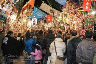 平成27年度 「十日市」武蔵一宮氷川神社