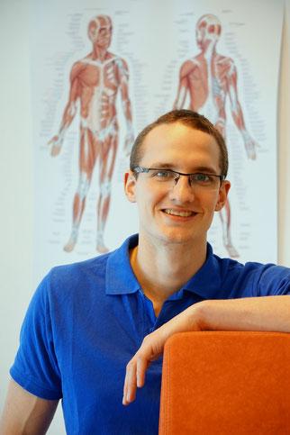 Physiotherapeut Matthias Graf Graz