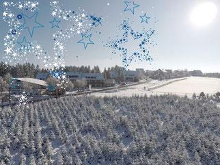 Kerstmis in Winterberg / Sauerland