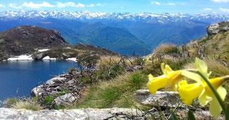 Randonnées à la journée montagne ariège pYrénées babeth