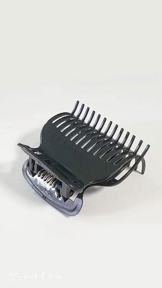 Haarklammer Kunststoff