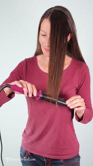 Remington Dampfbürste lange Haare, lockenstab mit bürste test, lockenstab bürste
